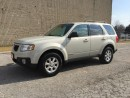 Used 2008 Mazda Tribute Clean Carproof/Good KM/Certified and E-Tested for sale in Scarborough, ON