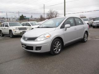 Used 2007 Nissan Versa 1.8 S for sale in Newmarket, ON
