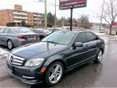 Used 2011 Mercedes-Benz C 300 **FULLY LOADED AWD & CLEAN CARPROOF** for sale in Markham, ON
