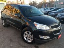 Used 2010 Chevrolet Traverse 1LT/AWD/7PASS/PACKUPCAMERA/LOADED/ALLOYS for sale in Scarborough, ON