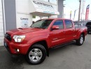 Used 2013 Toyota Tacoma TRD Sport 4x4 Double Cab, Long Box, Tonneau Cover for sale in Langley, BC