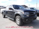 Used 2014 Ford F150 FX4 SUPERCREW SWB 4WD for sale in Calgary, AB