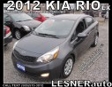 Used 2012 Kia Rio LX -AUTO A/C LOADED BLUE-TOOTH-94,KM LESNERdirect for sale in Hamilton, ON