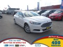 Used 2013 Ford Fusion SE | ECO | BLUETOOTH | MUST SEE! for sale in London, ON