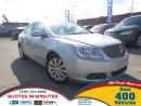 Used 2016 Buick Verano BUICK VERANO | MUST SEE | CLEAN for sale in London, ON