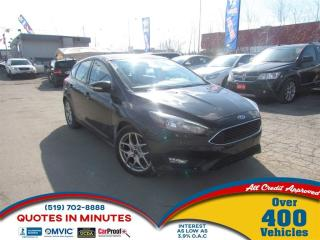 Used 2015 Ford Focus SE | HEATED SEATS | CAM for sale in London, ON