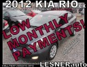 Used 2012 Kia Rio $3000 DOWN, $111 for 60 months! SALE$7880 for sale in Hamilton, ON
