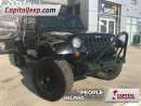 Used 2013 Jeep Wrangler Unlimited Sahara|Nav|Heated Seats|Lifted for sale in Edmonton, AB