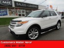 Used 2013 Ford Explorer XLT  NAVIGATION, LEATHER, CAMERA, POWER TAILGATE for sale in St Catharines, ON