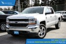 New 2017 Chevrolet Silverado 1500 1LT Satellite Radio, Heated Seats, and Backup Camera for sale in Port Coquitlam, BC