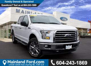New 2017 Ford F-150 XLT BDS LEVELING KIT, KO2 TIRES for sale in Surrey, BC