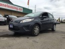 Used 2013 Ford Fiesta $75.74 BI WEEKLY! $0 DOWN! HATCHBACK! AUTOMATIC! for sale in Bolton, ON