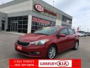 Used 2014 Kia Forte LX+ WITH SUNROOF!!! LOW MILEAGE!! for sale in Grimsby, ON