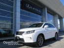 Used 2015 Lexus RX 350 F Sport Package for sale in Richmond, BC