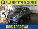 Used 2015 Nissan Micra SV*BLUETOOTH PHONE*CLIMATE CONTROL*POWER WINDOWS/LOCKS/MIRRORS*HEATED MIRRORS* for sale in Cambridge, ON