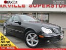 Used 2007 Mercedes-Benz C-Class | C230 | LEATHER | HEATED SEATS | SUNROOF | CLEAN for sale in Oakville, ON