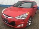 Used 2013 Hyundai Veloster *NAVIGATION-LEATHER-SUNROOF* for sale in Kitchener, ON
