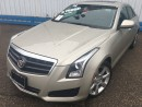 Used 2014 Cadillac ATS 2.0T *LEATHER-SUNROOF* for sale in Kitchener, ON