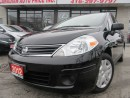 Used 2012 Nissan Versa HATCHBACK-AUTO-POWER-HEATED for sale in Scarborough, ON