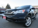 Used 2011 Honda CR-V EX-POWER-SUNROOF-SIDE-BARS-ALLOYS for sale in Scarborough, ON