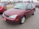 Used 2007 Ford Focus SE for sale in Hamilton, ON