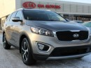 Used 2016 Kia Sorento EX TURBO AWD for sale in Edmonton, AB