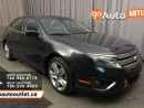 Used 2011 Ford Fusion SPORT for sale in Edmonton, AB