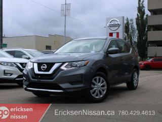 Used 2017 Nissan Rogue S 4dr AWD Sport Utility for sale in Edmonton, AB