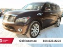 Used 2014 Infiniti QX80 Tech Package, 7 Seater for sale in Edmonton, AB