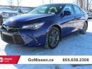 Used 2015 Toyota Camry SE 4dr Sedan for sale in Edmonton, AB