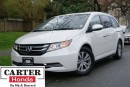Used 2016 Honda Odyssey EX-L with Navigation + LEATHER + POWER DOORS! for sale in Vancouver, BC