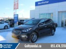 Used 2017 Hyundai Santa Fe Sport 2.4 SE LEATHER SUNROOF AWD for sale in Edmonton, AB