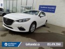 Used 2015 Mazda MAZDA3 ALLOY WHEELS, BLUETOOTH, BACK UP CAMERA for sale in Edmonton, AB