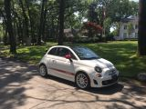 Photo of White 2014 Fiat 500
