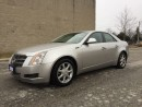 Used 2008 Cadillac CTS Panoramic Sunroof/Clean Car/Certified for sale in Scarborough, ON