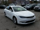 Used 2015 Chrysler 200 C Nav. Back Cam/Panoramic Roof Leather Push Start for sale in Mississauga, ON
