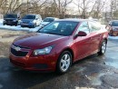 Used 2012 Chevrolet Cruze SOLD for sale in Mississauga, ON