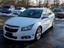 Used 2013 Chevrolet Cruze LT Turbo RS Leather seats for sale in Mississauga, ON