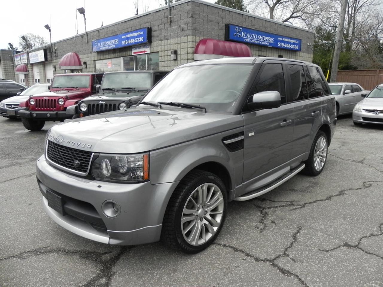 2012 Land Rover Range Rover SPORT HSE * AWD * NAV *
