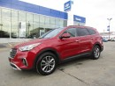 Used 2017 Hyundai Santa Fe Luxury XL 7 Pass  Navi leather sunroof for sale in Halifax, NS