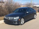 Used 2010 Mercedes-Benz C-Class C350 4Matic AMG PKG! NAVI/PANO ROOF for sale in Brampton, ON