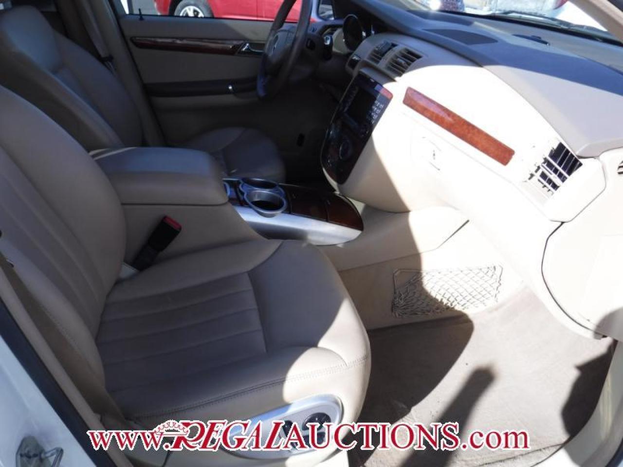 2008 Mercedes-Benz R-CLASS R350 4D UTILITY 4MATIC
