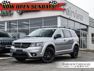 Used 2016 Dodge Journey SXT   Blacktop   7 Passenger   Heated Seats for sale in Burlington, ON