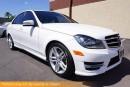 Used 2014 Mercedes-Benz C-Class C300, SPORT PKG, Nav, AWD, AMG for sale in Winnipeg, MB