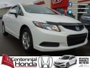 Used 2013 Honda Civic Coupe LX for sale in Summerside, PE