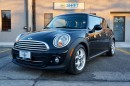 Used 2013 MINI Cooper GLASS PANORAMIC ROOF, HEATED SEATS, BLUETOOTH for sale in Burlington, ON