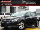 Used 2014 Chevrolet Cruze 1LT Bluetooth|Keyless_Entry with R.Start|Sat Radio|Clean CarProof for sale in Thornhill, ON