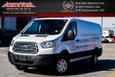 Used 2016 Ford Transit Cargo Van |CleanCarProof|RearCam|KeylessEntry|PwrOptions|AC| for sale in Thornhill, ON
