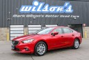 Used 2014 Mazda MAZDA6 GS $69/WK, 4.47% ZERO DOWN! REAR CAMERA! NEW TIRES+BRAKES!! SUNROOF! BLUETOOTH! HEATED SEATS! for sale in Guelph, ON