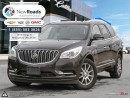 Used 2013 Buick Enclave Leather ONE OWNER, NO ACCIDENT, NAV, LEATHER, FULLY SERVIC for sale in Newmarket, ON